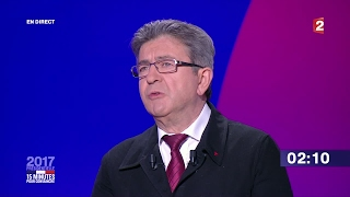 "Far-Left Leader Jean-Luc Mélenchon: ""criminals will never go unpunished in this society"""