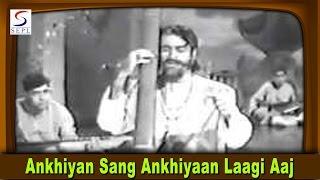 Ankhiyan Sang Ankhiyaan Laagi Aaj - Rafi - BADA AADMI