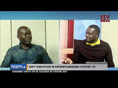 Abavuganya banaasobola okunywerera mu lwokaano | EBIGAMBO TEBITTA