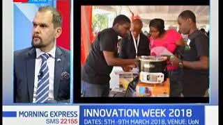 Morning express: Innovation week 2018