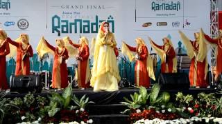 Al Amanah - popular islamic music girls band