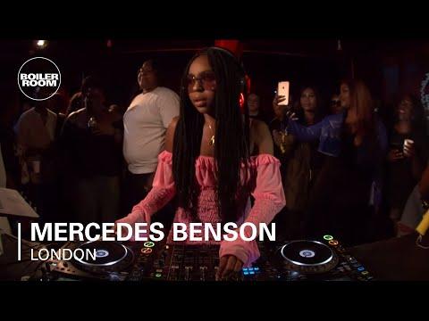 Mercedes Benson | System LDN: Juls' Afrobeats Summer Jam