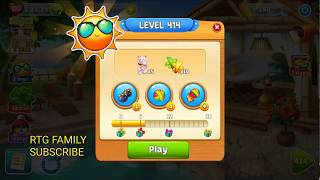 Lets play Meow match level 414 HARD LEVEL HD 1080P