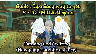 Toram Online - GUIDE : 5 Method How to make High Damage (New