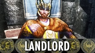 Skyrim Mod: Landlord - Build a Property Empire