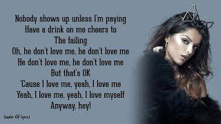 Bebe Rexha   I'M A MESS (Lyrics)