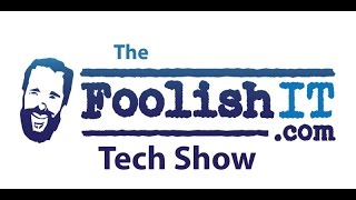 Foolish Tech Show 1605-13 (HW Diags, Privacy Talks, Recent News)