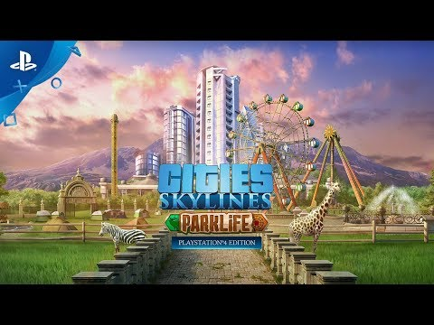 Cities: Skylines - Parklife: Release Trailer   PS4