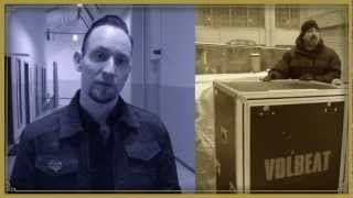 Volbeat   Cape Of Our Hero | Behind The Video Part 1