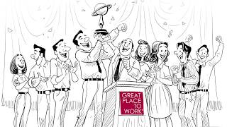 What is great place to work institute