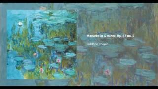 Mazurkas, Op. 67