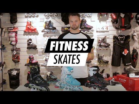 Inline Skates Guide | Buying fitness skates | SkatePro.com