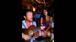 Amie Damien Rice ft. Vincenzo Di Silvestro violinist - Aftershow Taormina 27/07/2015