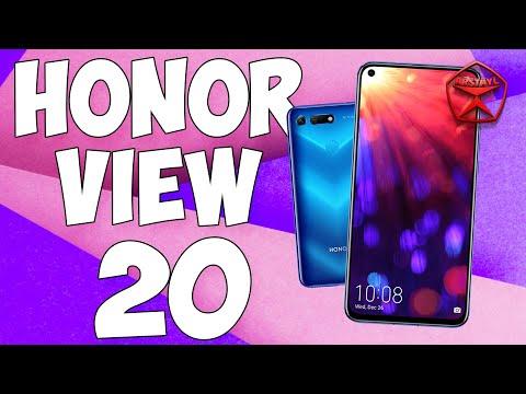 Честный обзор 48 МП смартфона HONOR View20 / Арстайл /