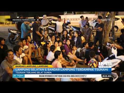 Terkena Dampak Tsunami, 4 Warga Lampung Selatan Meninggal Dunia - IMS