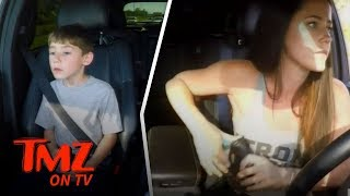 'Teen Mom' Star Jenelle Evans Goes for Her Gun in Road Rage Incident | TMZ TV
