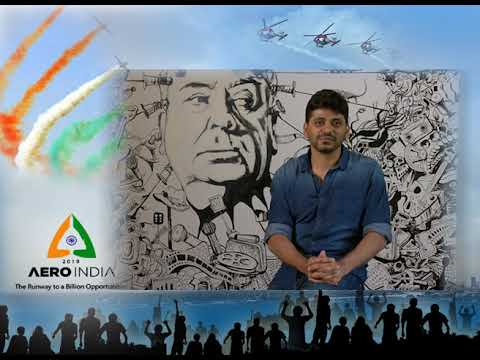 Film Director Pawan Kumar on Aero India 2019