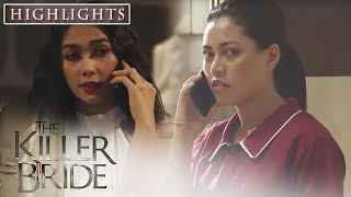 Alba orders her minions in the dela Torres' mansion to protect Emma   TKB (With Eng Subs)