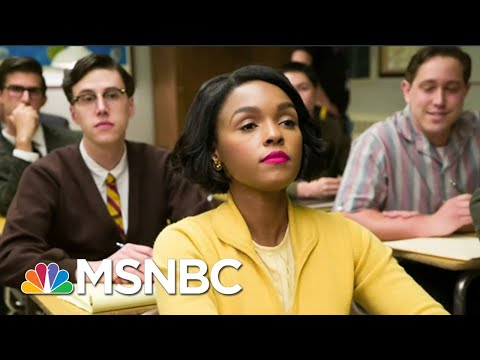 First Black Female NASA Engineer Hidden No More | Rachel Maddow | MSNBC