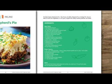 Cookbook - Pikani, Tastes of Home