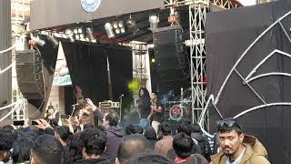 Silence Festival VII _ Disorder ( Thrash Metal Band from Nepal )_ Abduction ( D.R.I cover)