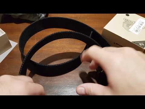 Banggood ZENPH 125cm Nylon Waist Belt From XIAOMI YOUPIN - Unboxing