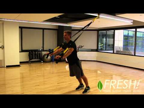 TRX Push-up Progression - Exercise Demo