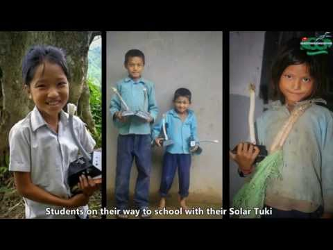 A Clean Solar Alternative to Kerosene Lamps, Nepal