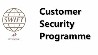 SWIFT   Customer Security Programme