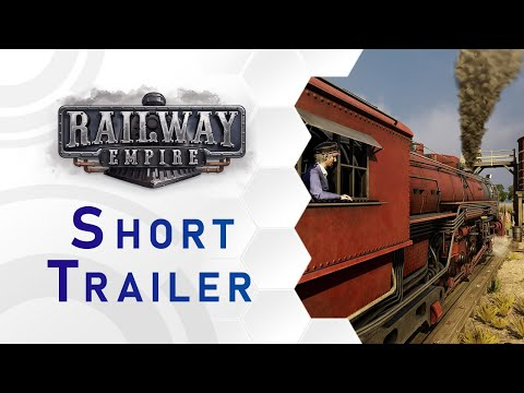 Railway Empire - Short Steam Trailer (US) thumbnail