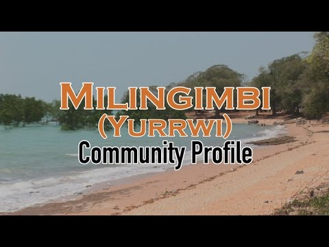 Milingimbi Community Profile