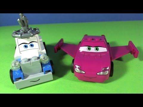 Vidéo LEGO Cars 8639 : Big Bentley