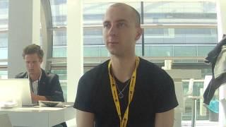 Bitcoin 2014 conference - Interviewing Martti Malmi