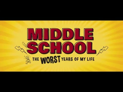 Middle School: The Worst Years of My Life - Official Movie Trailer - In Theatres October 7!