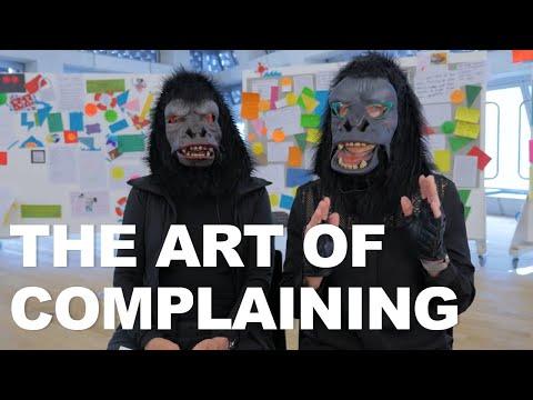 Complain creatively. | The Guerrilla Girls | The Art Assignment | PBS Digital Studios