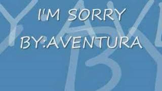 Aventura :Im Sorry and leave comments