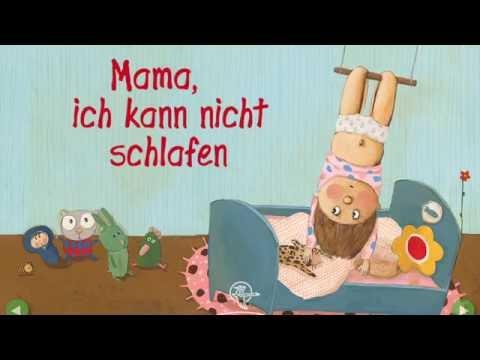 Kinderbücher - Mama, Papa ich kann nicht schlafen