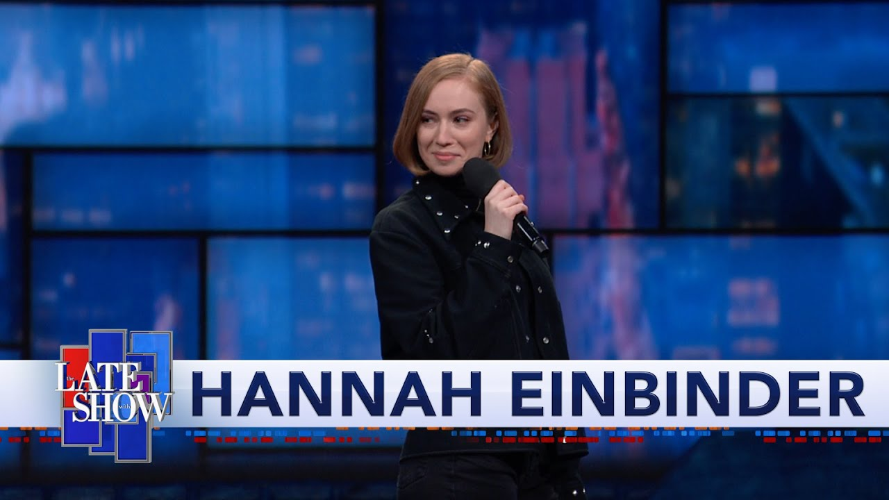 Hannah Einbinder: This Is What Happens When Your Parents Wish For A Boy thumbnail