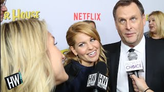 Fuller House Cast Talks 'Full House' Memories!