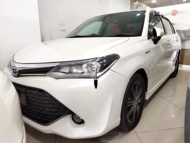 Toyota Corolla Axio Hybrid 1.5 2016 for Sale in Islamabad