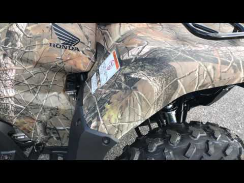 2017 Honda FourTrax Rancher 4x4 DCT IRS EPS in Greenville, North Carolina