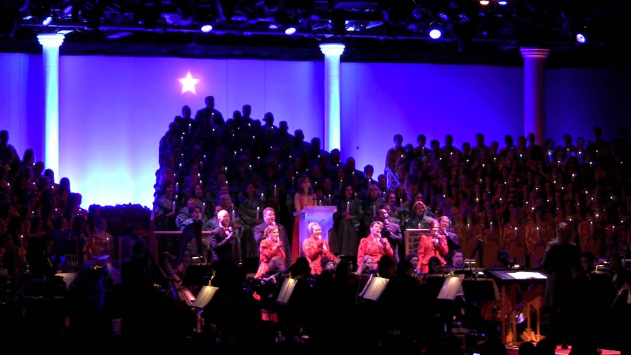 Candlelight Processional 2010 with Jodie Benson