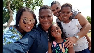 We Hangout With Singer Lloyd Cele And Meet His Bouncing Baby Boy | FULL FEATURE