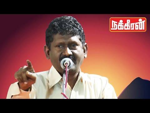 My-Opinion-on-Entering-Politics-Sagayam-IAS-Inspirational-Speech-Makkal-Pathai