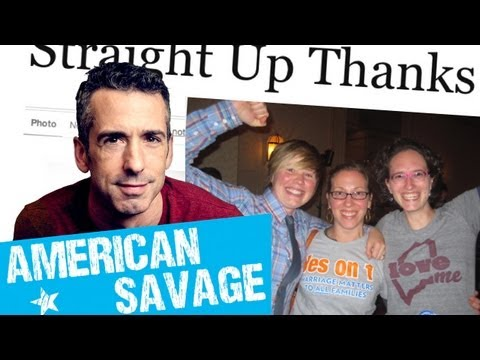 Straight Up Thanks: Straight Allies For Gay Rights | Dan Savage: American Savage | TakePart TV Mp3