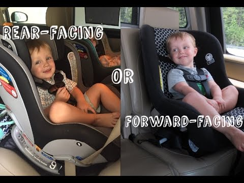 Extended Rearfacing or Forward Facing
