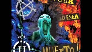 El punk no esta muerto vol II-07 Chamarras Negras-Rebel'D