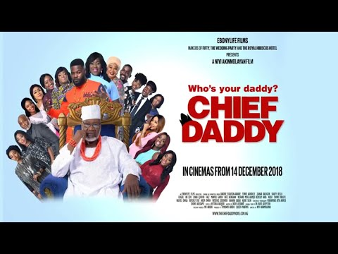 Take a look at the first teaser for #ChiefDaddyMovie