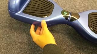 """How To Fix A """"Broken"""" Hoverboard By Re-Calibrating - Easy Hoverboard Troubleshooting"""