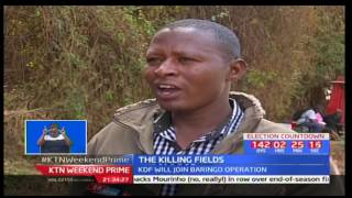 A survivor of the Mukatani-Baringo attacks speaks of the harsh odeal